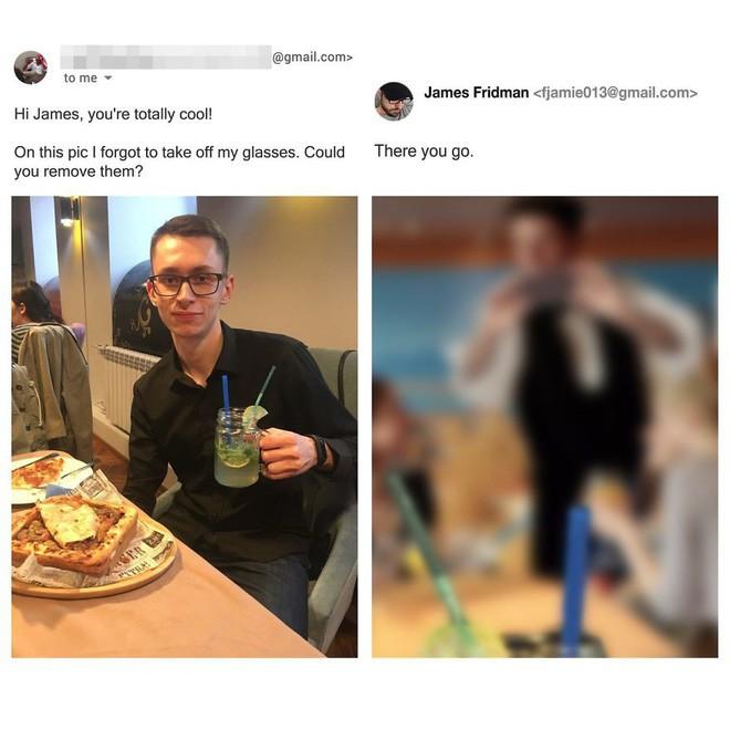 Cười đau ruột với 14 nạn nhân nhờ Thánh Photoshop sửa ảnh - ảnh 2