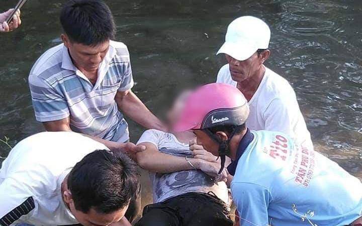 Quảng Nam: Hoảng hồn phát hiện nam thanh niên tử vong dưới mương nước