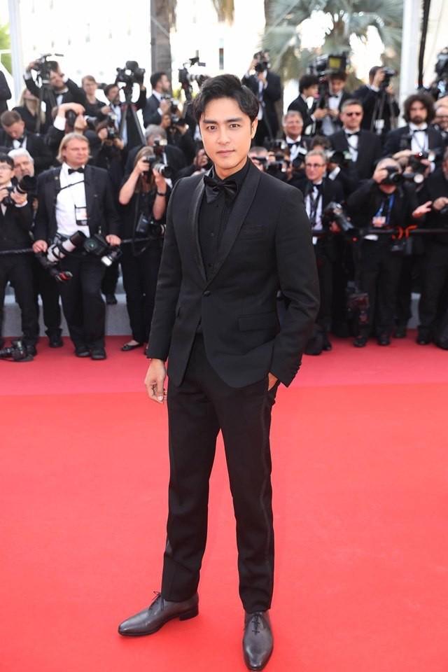 Xuất hiện trẻ trung tại Cannes, khán giả thắc mắc: Thời gian bỏ quên Hoàng tử ếch Minh Đạo mất rồi! - ảnh 1