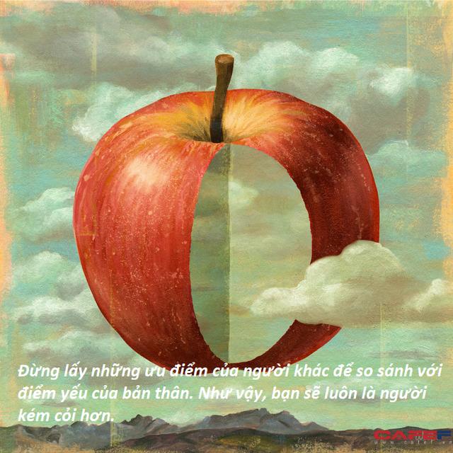 Người khôn ngoan biết cách điều chỉnh chính mình để thành công: Hành động độc lập, tránh xa rắc rối, không so bì, cảm tính - ảnh 2
