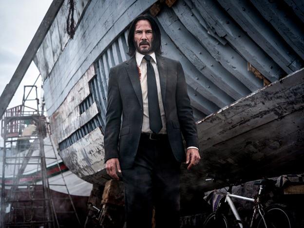 John Wick 3 mới trình làng, phần 4 đã công bố ngày phát hành - ảnh 1