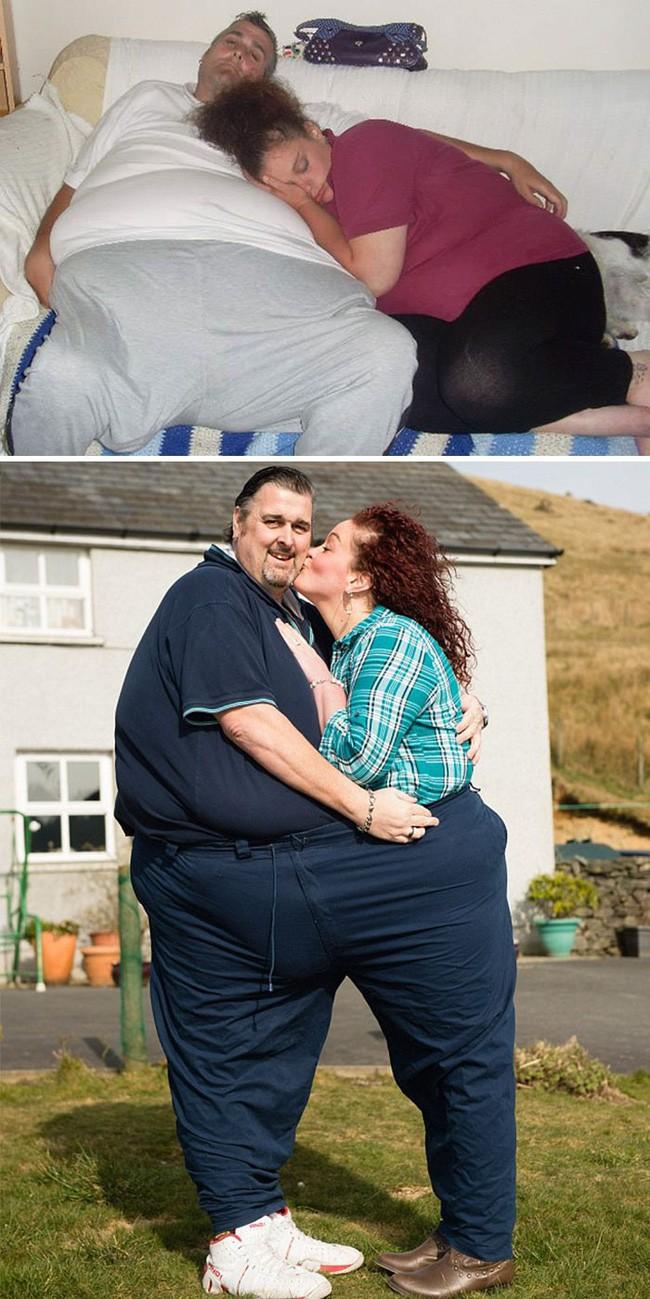 Những màn lột xác vịt hóa thiên nga của các cặp đôi chứng minh chân lý đồng vợ đồng chồng béo đến mấy cũng giảm cân thành công - ảnh 18