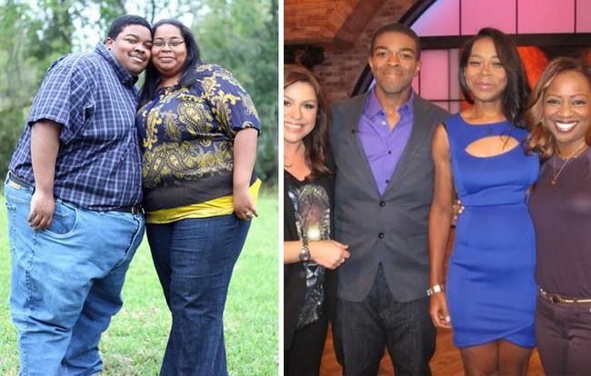 Những màn lột xác vịt hóa thiên nga của các cặp đôi chứng minh chân lý đồng vợ đồng chồng béo đến mấy cũng giảm cân thành công - ảnh 8