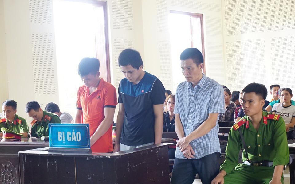 """Tử hình 2 """"ông trùm"""" trong đường dây ma túy khủng ở Nghệ An"""