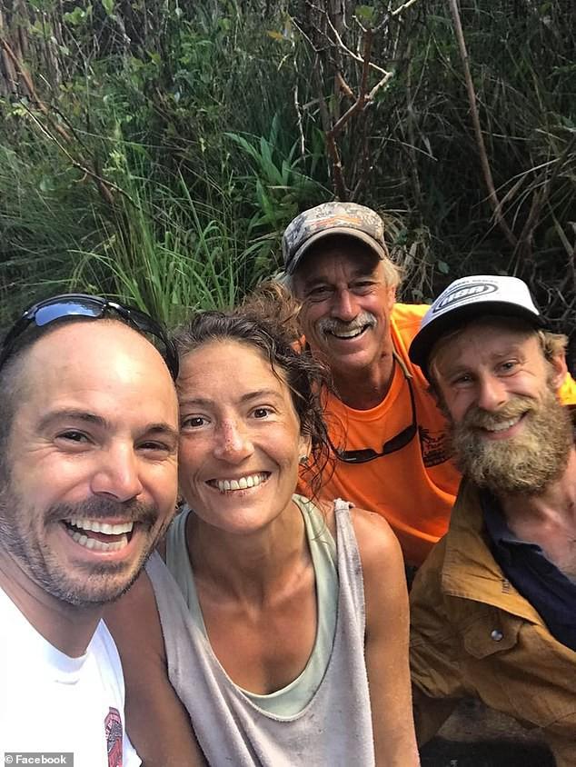 Mất tích trong rừng sâu, người phụ nữ được tìm thấy còn sống sót một cách kì diệu bên bờ suối sau 17 ngày thiếu lương thực - ảnh 3