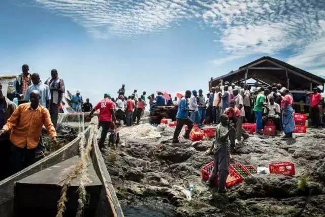 """Hòn đảo """"nghẹt thở"""" nhất hành tinh: Chưa bằng nửa sân bóng nhưng có cả nghìn dân - ảnh 1"""