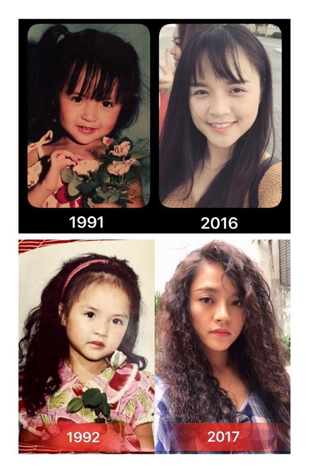 """Loạt ảnh từ nhỏ đến lớn của Thu Quỳnh """"Về nhà đi con"""" chứng minh nhan sắc xinh đẹp từ bé là có thật - Ảnh 7."""