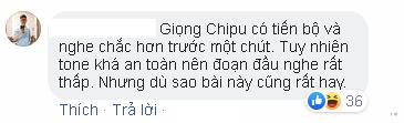 Chi Pu tự tin khoe giọng mộc qua clip hát live Anh ơi ở lại trong hậu trường trang điểm - Ảnh 4.