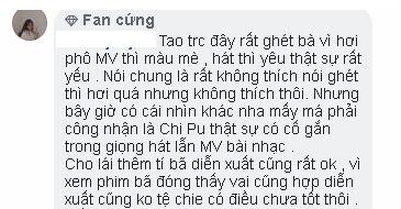 Chi Pu tự tin khoe giọng mộc qua clip hát live Anh ơi ở lại trong hậu trường trang điểm - Ảnh 6.