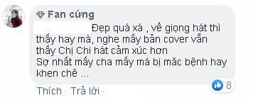 Chi Pu tự tin khoe giọng mộc qua clip hát live Anh ơi ở lại trong hậu trường trang điểm - Ảnh 7.