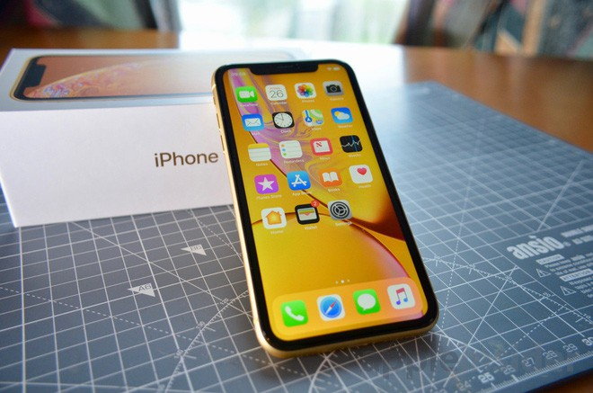 Chẳng còn lo yếu sinh lý: iPhone XR 2019 sẽ có thời lượng pin trâu hơn thế hệ trước - ảnh 1