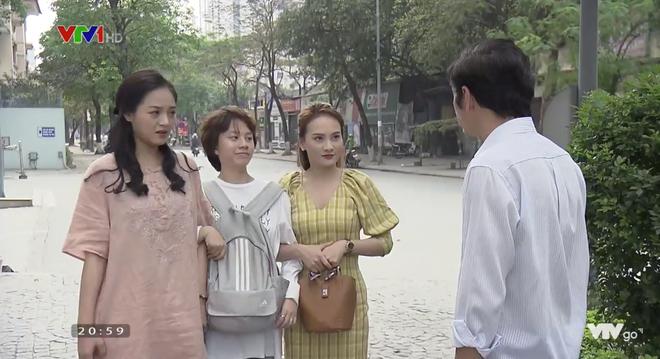 Ánh Dương (Về Nhà Đi Con tập 43) mua quà đi nịnh sếp của chị mà không biết đó là crush đời mình! - ảnh 1