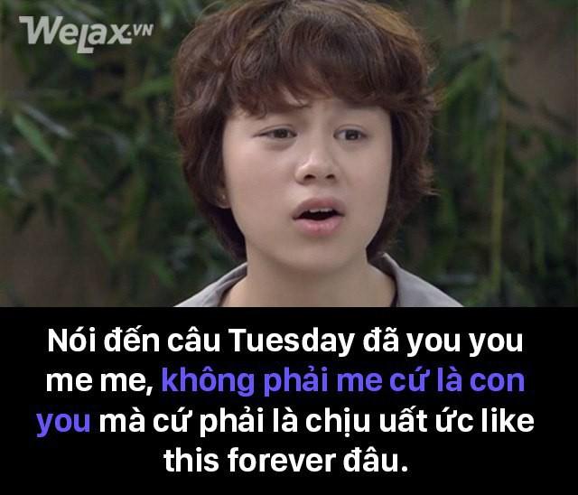 Những màn lộng ngôn trong Về nhà đi con mà được đọc theo kiểu tiếng Việt ft. tiếng Anh thế này thì đúng là: PHÁT ĐIÊN! - ảnh 5