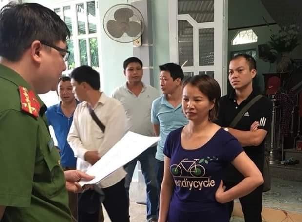 Mẹ nữ sinh giao gà ở Điện Biên cứng đầu không chịu khai báo - ảnh 1