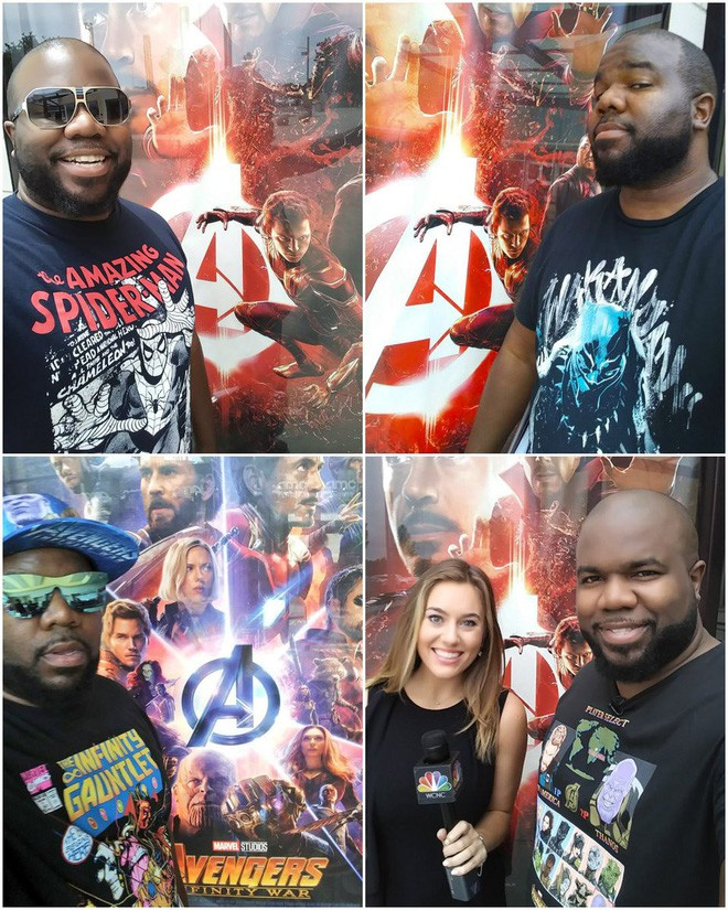 Fan Marvel phá kỷ lục Guinness nhờ 110 lần ra rạp xem Endgame - ảnh 1