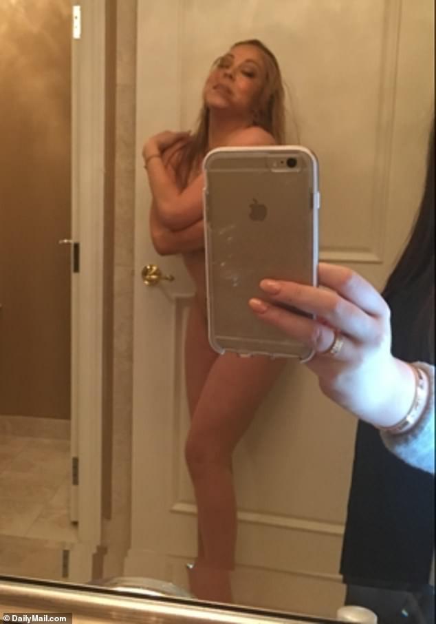 Vụ cắm sừng hot nhất hôm nay: Mariah Carey gửi ảnh khỏa thân cho vũ công nam, phản bội bạn trai tỷ phú đến mức bị đá - ảnh 4