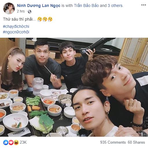 Cả dàn Running Man Việt cùng đăng tải 1 tấm hình, người được nhiều like nhất chính là... - ảnh 3