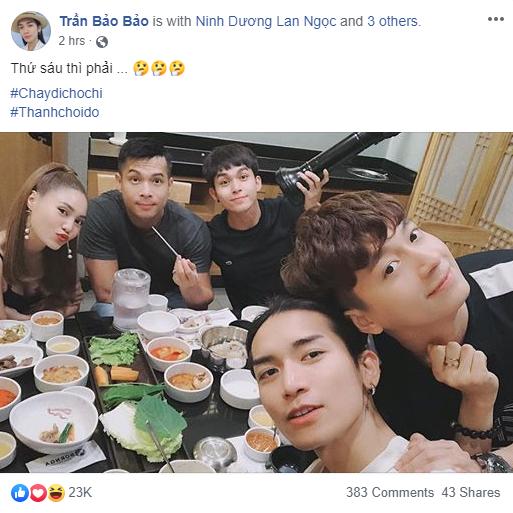 Cả dàn Running Man Việt cùng đăng tải 1 tấm hình, người được nhiều like nhất chính là... - ảnh 2