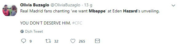 Có Eden Hazard nhưng vẫn muốn Mbappe, CĐV Real Madrid bị cả cộng đồng bóng đá mạt sát - ảnh 4