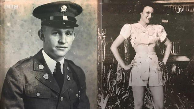 Chuyện tình vượt thời gian của cặp đôi thời Thế chiến đoàn tụ sau 75 năm: Anh nhất định sẽ quay lại lấy em làm vợ - Ảnh 2.