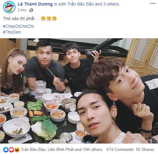 Cả dàn Running Man Việt cùng đăng tải 1 tấm hình, người được nhiều like nhất chính là... - ảnh 4