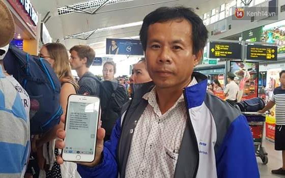 Nóng: Hàng trăm hành khách đang quây quầy vé của VietJet ở sân bay Đà Nẵng, bức xúc vì bị delay đến hôm sau - Ảnh 5.