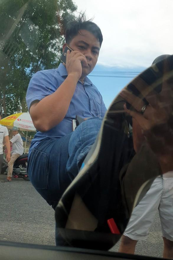 Bộ Công an vào cuộc vụ nhóm giang hồ chặn vây xe công an ở tỉnh Đồng Nai - ảnh 2