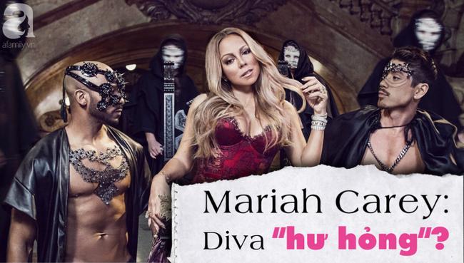 """Mariah Carey - Diva đình đám trở nên xấu xí với loạt sở thích trụy lạc, lộ """"phốt"""" ngoại tình hot nhất thế giới những ngày qua - ảnh 1"""