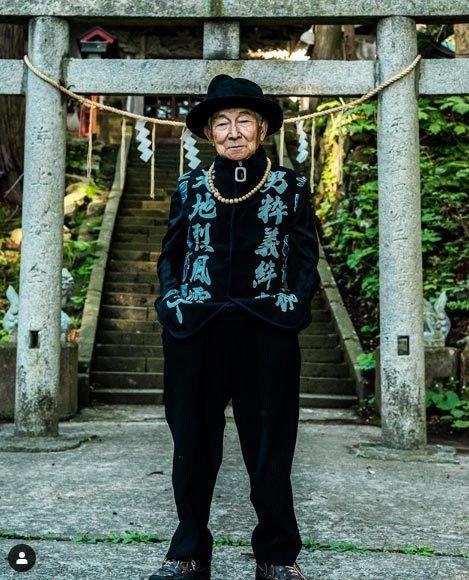 Gu ăn mặc cực chất của biểu tượng thời trang 84 tuổi - ảnh 4