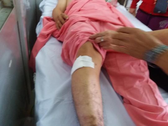 Bệnh viện Chợ Rẫy nói gì về vụ gãy đốt sống, khoan nhầm cẳng chân? - ảnh 1