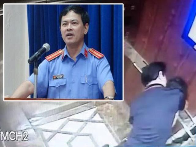 Ông Nguyễn Hữu Linh chỉ thừa nhận ôm hôn bé gái 3 lần, không dâm ô - Ảnh 1.