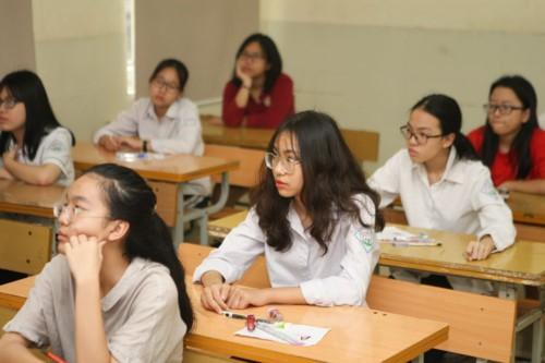 Trình độ tiếng Anh của học sinh Hà Nội: Chưa đạt mức cơ bản? - ảnh 1