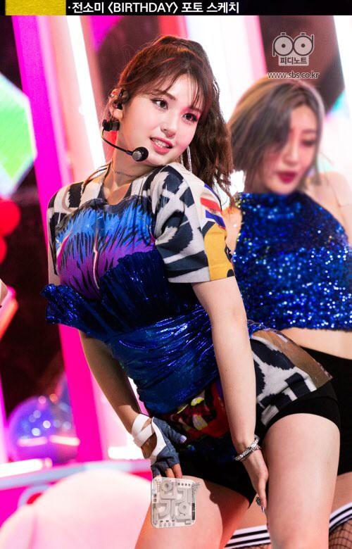 """""""Nhọ"""" như Somi: Lên sân khấu mãi mới được khen nhưng lại mất hết """"spotlight"""" vì lí do này - ảnh 5"""
