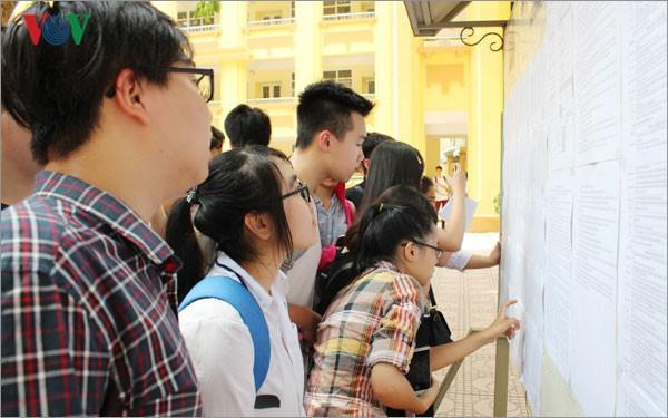 Giả mạo điểm chuẩn xét tuyển lớp 10 ở Khánh Hòa - ảnh 1