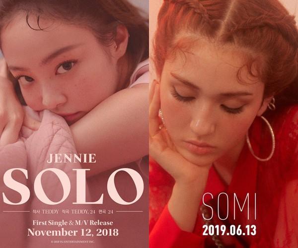 Sở hữu những điểm trùng hợp siêu kì lạ, phải chăng Somi chính là Jennie (BLACKPINK) phiên bản mới? - Ảnh 4.