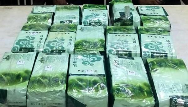 Triệt phá đường dây mua bán ma túy xuyên quốc gia, thu giữ 15kg ma túy đá - Ảnh 2.