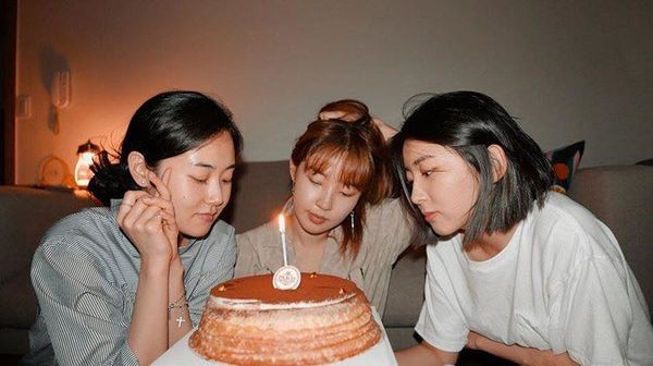 Cùng tụ họp kỉ niệm 10 năm ra mắt như 2NE1 nhưng 4MINUTE bị chỉ trích vì hành động được nhận xét là ích kỉ - Ảnh 1.