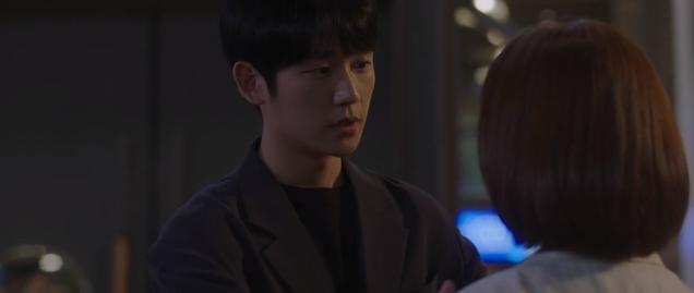 Đêm Xuân tập 10: Han Ji Min ngăn crush tung cước với người yêu cũ, tâm sự đến khuya với tình mới - Ảnh 3.