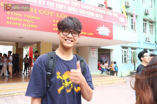 Thí sinh xem đề thi và đáp án các môn thi THPT Quốc gia 2019 nhanh nhất ở đâu? - ảnh 1