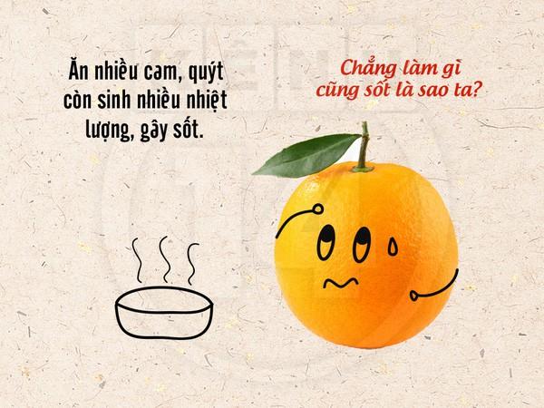 """Ăn hết cả đống cam"""" trong 1 ngày để giữ dáng... chắc chị Hà Hồ đang đùa chút thôi - ảnh 12"""