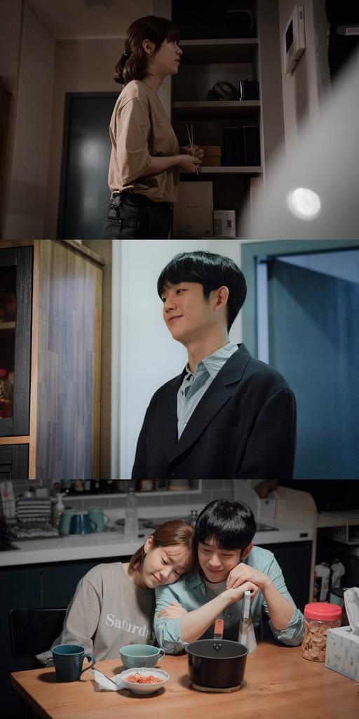 Lơ đẹp lời bố, Han Ji Min vẫn rải no thính tình bể bình bên Jung Hae In trong tập 11 Đêm Xuân - ảnh 7