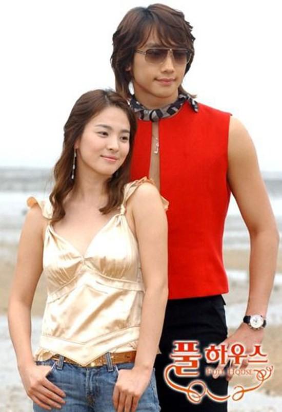 Bức tranh hôn nhân đối lập của cặp đôi Full House: Song Song vỡ tan, Bi Rain và Kim Tae Hee con cái đuề huề - Ảnh 2.