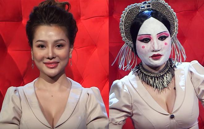Chiến tích dao kéo và cả rổ thị phi của hot girl ngực khủng Mon 2K hôn ngấu nghiến trai đẹp trên sóng truyền hình - Ảnh 1.