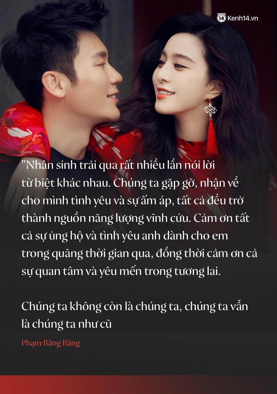 Cùng nhau đi khắp năm châu bốn bể, nhưng Phạm Băng Băng - Lý Thần đến cuối đường lại không thể về chung một nhà - Ảnh 18.