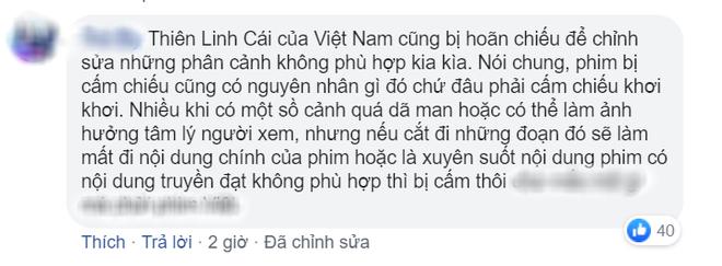 Nóng: Tần Số Chết chịu chung số phận như Thiên Linh Cái, không lọt qua khâu kiểm duyệt tại Việt Nam! - Ảnh 3.