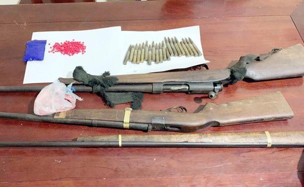 Nghệ An: Bị bao vây, trùm ma túy dùng súng chống trả quyết liệt - Ảnh 2.