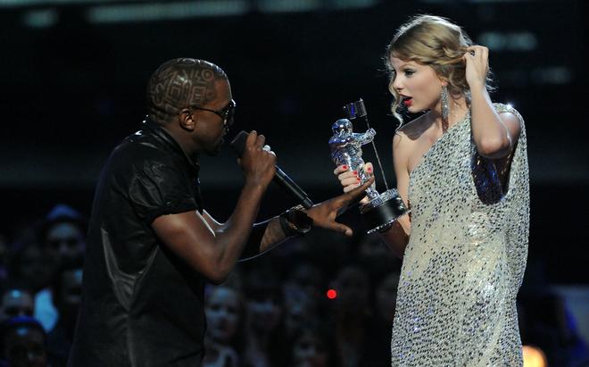 3 cuộc chiến phe phái căng nhất Hollywood do Taylor Swift khơi mào: Ăn miếng trả miếng, lôi cả dàn sao quyền lực vào - ảnh 1