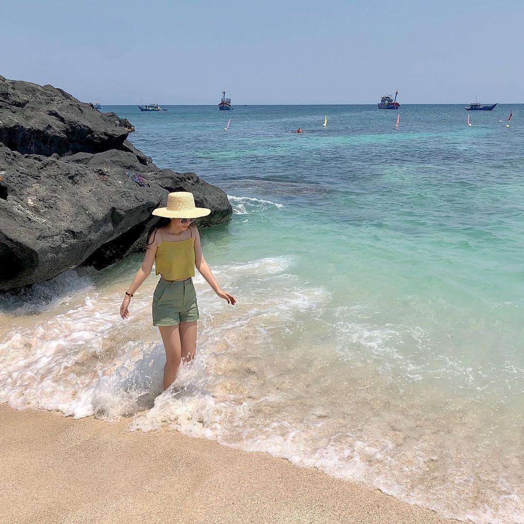 Mới: Trong thời gian tới, tất cả du khách đến đảo Lý Sơn sẽ phải mua vé tham quan - Ảnh 2.