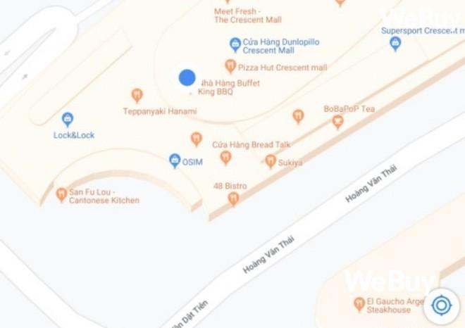Trải nghiệm 3 ứng dụng tìm nhà vệ sinh tại Việt Nam, liệu có xịn hơn Google Maps? - ảnh 5