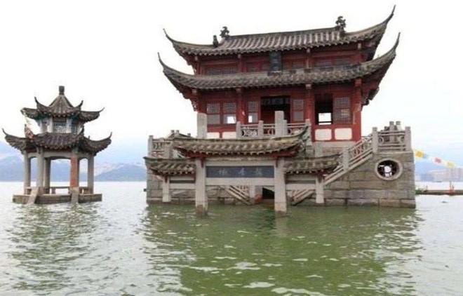 """Kỳ lạ ngôi chùa """"nhẫn giả"""", một năm chỉ xuất hiện một lần tại Trung Quốc - ảnh 2"""
